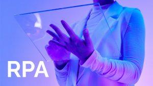 RPA automatización en compras